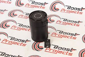 Mishimoto Compact Baffled Oil Catch Can 2 Port Mmbcc Mstwo Bk