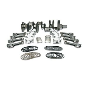Chevy Bb 454 632 2 pc Rs 10 2 Tall Deck Scat Stroker Kit 1 43285