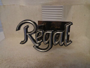 1979 79 Buick Regal Limited Sport Coupe Brougham Grill Sign Emblem Insignia Trim