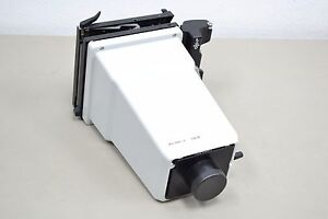 Microscope Polaroid Camera Adapter Lens Wild 419613 Heerbrugg 1 0x 10919 E13