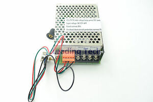 Dc Motor Speed Controls Driver Hx pwm Input Dc12v 60v Output 30a For Brush Motor