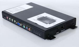 Brightsign Hd962 Digital Signage Player Retail Display Hdmi Solid State Media
