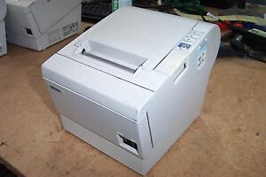 Epson Tm t88ii Thermal Receipt Printer With Serial Interface