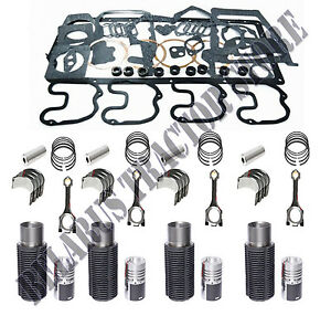 Belarus Tractor Set Of Parts For The Engine 400 420as 420an 425 t42lb