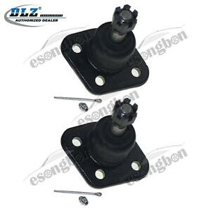2 Dlz Suspension Ball Joint For 1971 1980 Ford Pinto 1 Year Warranty