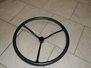 New Farmall Ihc C h m smta 300 400 Steering Wheel
