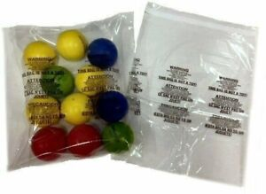 500 9 X 12 Self Seal Suffocation Warning Clear Poly Bags 1 5 Mil Free Shipping