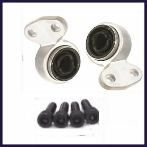 Front Lower Control Arm Bushing For Bmw 320i 2001 2005 Pair New Fast Shipping