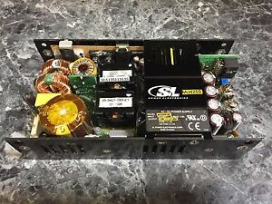 Sl Power Electronics Mu425s18e Ac Dc Power Supply Mu425s