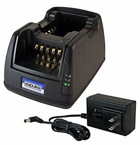 Power Products Dual Radio Charger For Kenwood Nx220 Nx320 Tk2140 Tk3140 Tk3173