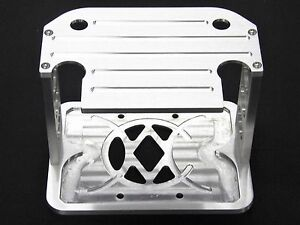 75 35 25 Billet Optima Ball Endmill Battery Hold Down tray box car Show stereo