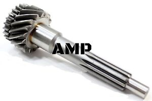 Ford New Process Np435 4 Speed Transmission 2wd 4wd 17 Tooth Input Shaft