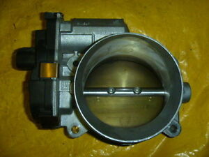 06 09 Cadillac Escalade Chevrolet Avalanche Gmc Yukon Hummer Throttle Body Oem