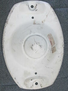 526399 New Oval Disc New Idea 526 527 528 Disc Mowers Case Ih 3204 3205 3206