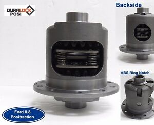 Ford 8 8 10 Bolt Duralock Posi Limited Slip Upgrade From Oe 31 Spline All Ratios