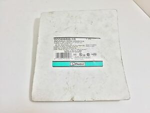 Factory Sealed Panduit Grounding Cross Connector Gcc6x6500 1 0 Gcc6x650010