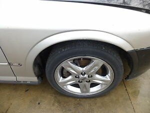 Lincoln Ls 2000 2001 2002 2003 2004 2005 2006 Chrome 17 Wheel With Tire