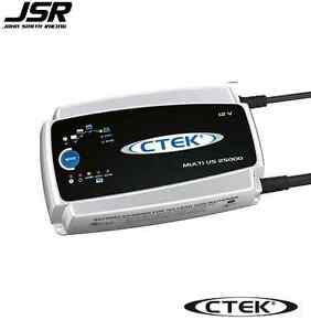 Ctek Multi Us 25000 Battery Charger Maintainer Smart Automatic 12v 56 674