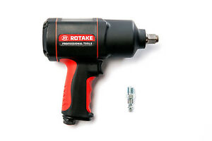 New Rotake Composite 1 2 Drive Air Impact Wrench Rt 5273