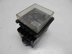 Iti Bgfl239 1200 Ground Fault Relay 100 1200 Pick up Amps 24vdc
