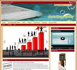 autoresponder Turnkey Website For Sale turnkeypages