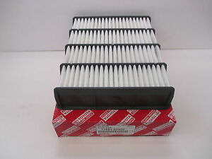 Toyota Oem Factory Air Filter 1996 2002 4runner V6 17801 07020