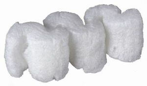 16 Cubic Feet Of New White Popcorn Packing Peanuts With Free Shipping