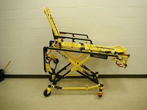 Refurbished Stryker 6082 Mx pro R3 650 Lbs Cap Ambulance Stretcher Ferno