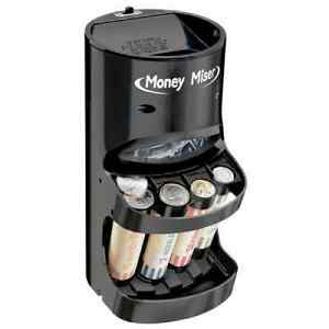Mag nif Money Miser Bank Coin Counter Machine Change Sorting Box Shop Office New