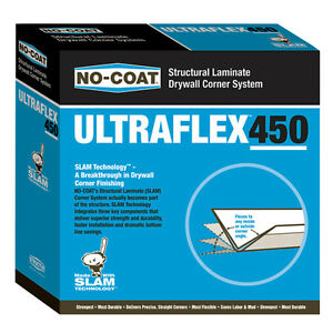 No coat Ultraflex 450 Drywall Corner Trim 100 Ft Roll new