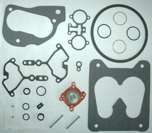 1987 90 Tbi throttle Body Injector Rebuild Kit 8cylinder 454 Chevy
