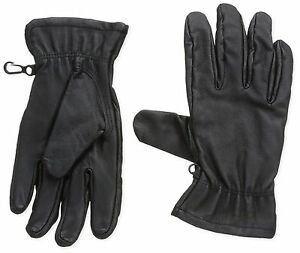 New Marmot Basic Work Men s Glove Driclime 1677 Color Black Size Medium
