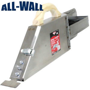 Advance Stainless Steel Banjo Drywall Taper 4617 new