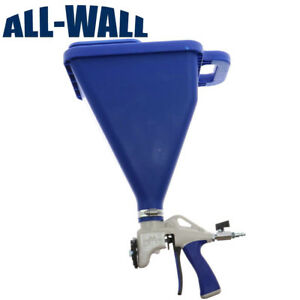 Official All wall Marshalltown Sharpshooter 2 1 Hopper Gun Drywall Texture Spray