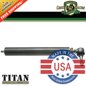 E2nn3a540ba New Power Steering Cylinder For Ford Tractor 2000 3000 4000 Series