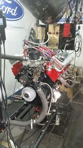 Ford 460 572cid Tow Truck Engine Dyno Tuned 450 Hp 730 Torque F350 Bogger Bbf