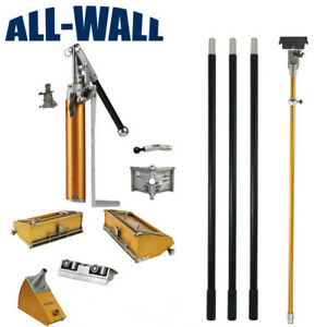 Tapetech Drywall Taping Tools Finishing Set With 7 10 Boxes new