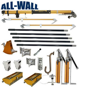 Tapetech Jumbo Drywall Taping Tool Set 7 10 Boxes Taper Spotter Angle Tools