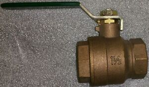 Watts 1 1 2 Fbv Outlet Ball Valve