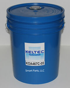 Replaces Kaeser Sigma S 460 Air Compressor Lubricant 8000 Hr 5 Gallon Pail