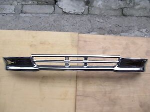 Fit For Toyota Pickup Hilux 4wd Chrome Apron Valance Deflector 1992 1995
