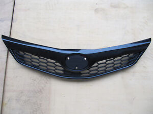 Fit For Toyota Camry Se Grille 2012 2014 Prime Black To1200354