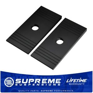 Heavy Duty Axle Shims For Truck Suv Pinion Angle Correction Leaf Block Lifts 2