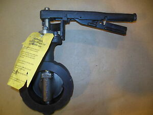 6 Flowseal Ansi b16 5 Butterfly Valve New