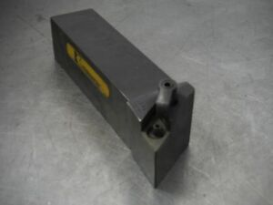 Kennametal Indexable Lathe Tool Holder 1 25 x6 Shank Ddjnl 20 4 D loc2018d
