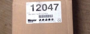 Meyer Snow Plow 7 5 Ft Molded Poly Snow Deflector Part 12047