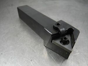 Carboloy Indexable Lathe Tool Holder 1 x6 Shank Mtrnl 16 5 loc2022a