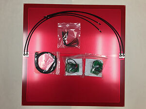 18 X 18 Heatbed Kit W two Relays Prewire And Thermistor For 3d Printing
