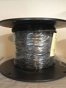 Aircraft Wire M16878 12 Beeo Awg 24 Teflon Type Kk 1000v Black Fep 1000 Feet