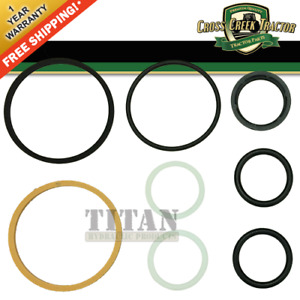 Dgpn3301b New Ford Tractor Seal Kit For Power Steering Cylinder 5700 6700